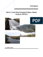Silver Creek Dam Potential Failure Modes Analysis (PFMA)