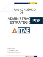 Manual de Admin is Trac Ion Estrategica