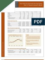 NYU Furman Center -- New York City Quarterly Housing Update 2011 (Q1)