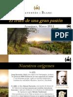 Resumen Presentación Aranjuez