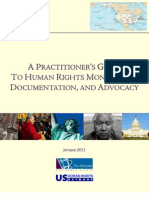 Human Rights Doc & Advocacy