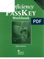 Proficiency PASSKEY Workbook