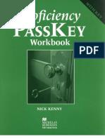 Proficiency PASSKEY Workbook