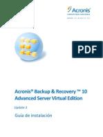 ABR10VE Install Guide Es-ES