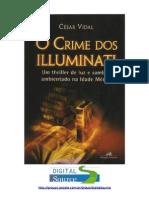 César Vidal - O Crime dos Illuminati-rev