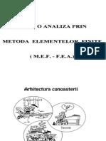 MEF Curs 1