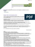 RDC 25_99 INSPEÇÃO EM INDUSTRIA FORA DO MERCOSUL