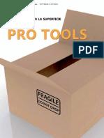 Acelerar Pro Tools