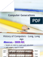 History & Generations