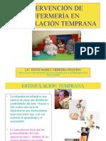 INTERVENCIÓN DE ENFERMERÍA EN ESTIMULACIÓN TEMPRANA-dic-2010