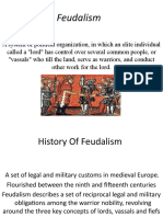 Feudalism Slides