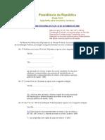 EMENDA CONSTITUCIOAL 29