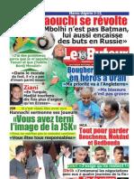 LE BUTEUR PDF du 20/05/2011