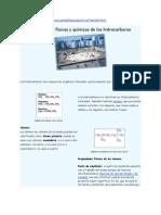 Propiedades Físicas de los alcanos tomas