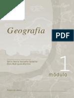 Apostila - Concurso Vestibular - Geografia - Módulo 01