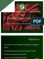 Hospital Transfusion