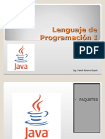 Paquetes (Java)