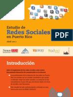 Resultados Estudio Redes Sociales en Puerto Rico - Abril 2011