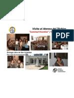 Visita Al Ateneo Del Tachira - 12.05
