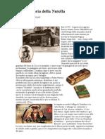 Piccola Storia Della Nutella