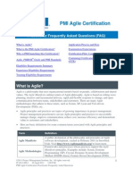 Agil Certification