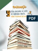 9ª Feira Nacional do Livro de Ribeirão Preto