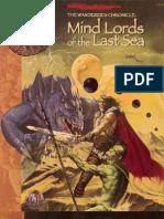 Dark Sun - Mind Lords of the Last Sea