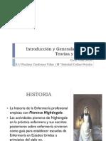 Introducción y Generalidades de Teorías y Modelos
