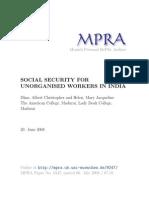 MPRA Paper 9247