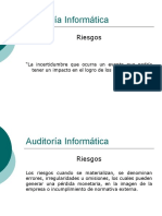 Auditoria a Clases 3 4