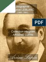 Leblanc Biographie