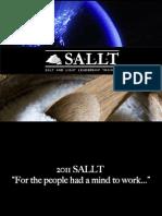 2011 SALLT