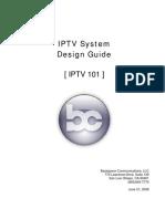 Iptv System Design Guide