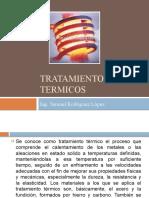 Conceptos muy básicos sobre tratamientos térmicos