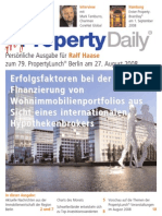 MyPropertyDaily Berlin 2008-08-27