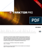 Traktor Pro Manual English