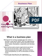 Business Plan Odp