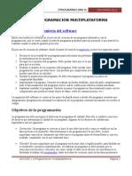 Leccion 1.3 Programacion multiplataforma