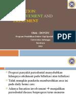 Furcation Involvement and Management