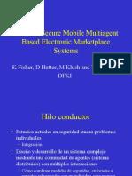 Secure Mobile Multi Agent