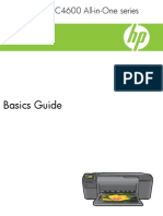 HP Photo Smart C4680 Basic Guide