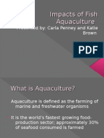 Impacts of Fish Aquaculture-1