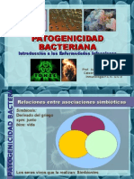 PATOGENICIDAD BACTERIANA 2006