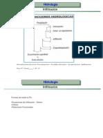 Infiltraciones - hidrología