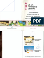 ABC de la prótesis dental_Encerado natural – G.Seubert