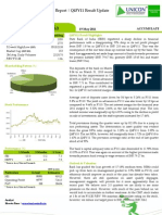State Bank of India Q4FY11 Result Update
