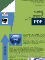 sensores y alarmas
