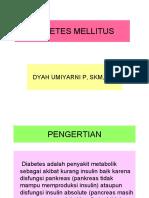 Diabetes Mellitus PDF