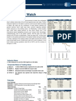 Is Investment - Daily Market Watch 20.05
