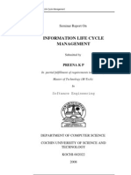 Information Life Cycle Management